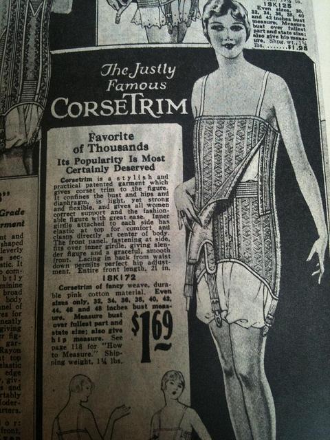 1927corset