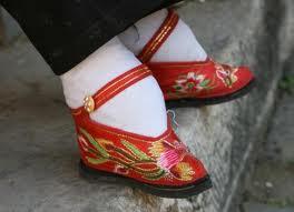 bound shoe