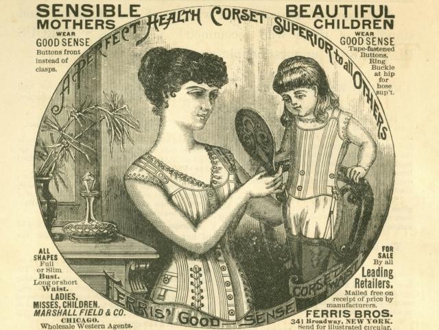 child corset