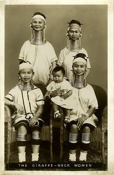 neck family
