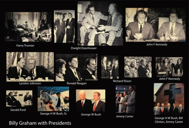 billygrahamandpresidents