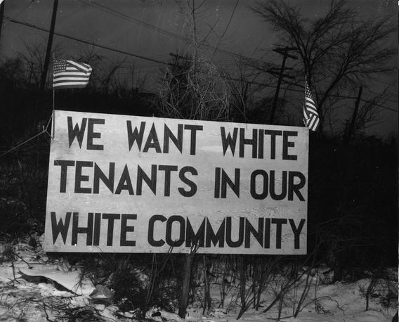 white-community