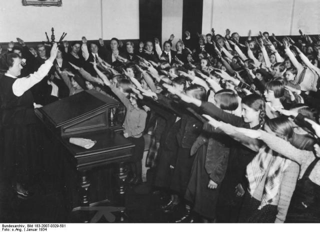 hitler school 1934