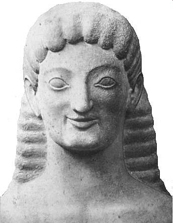 smilingstatue